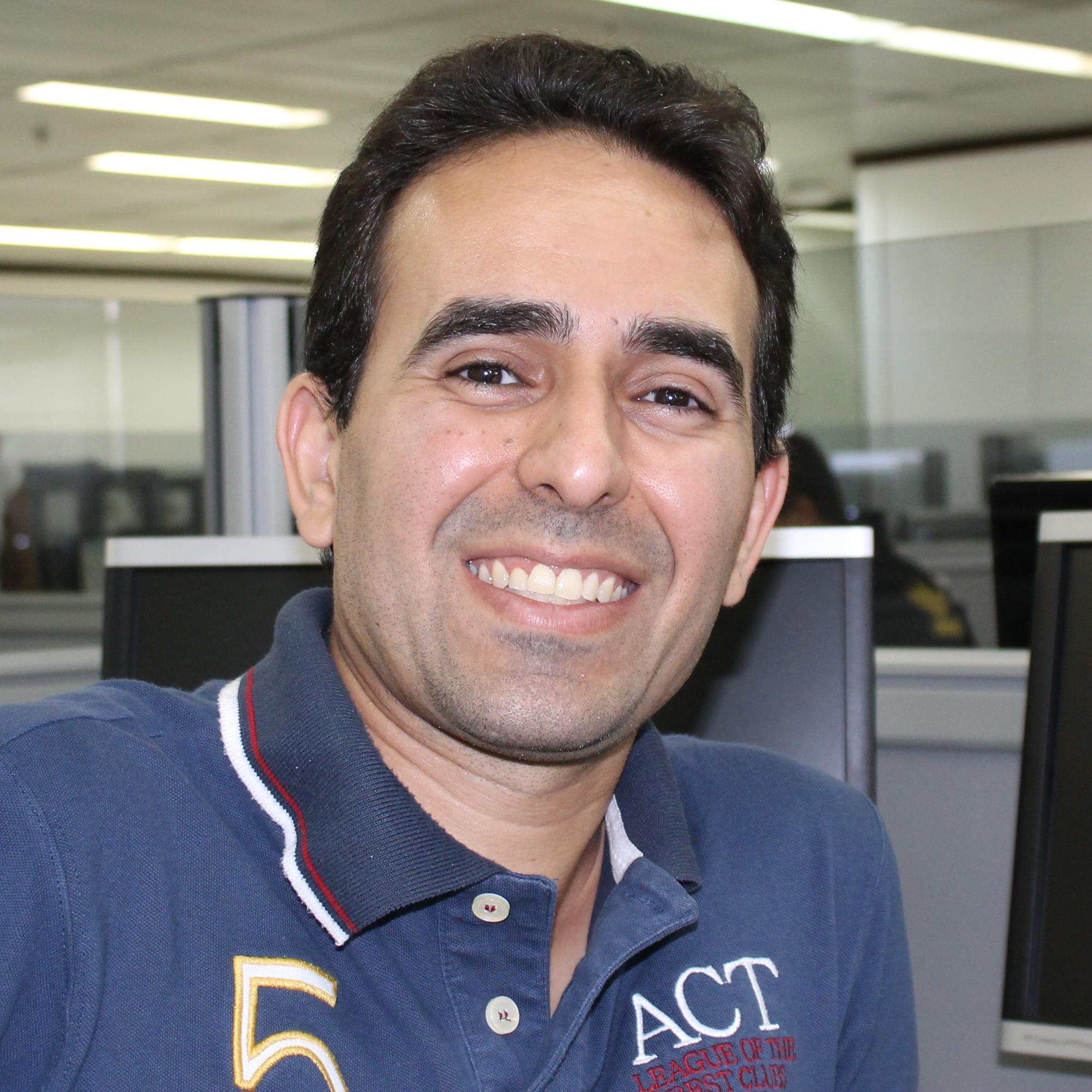 Halcyon Davys Pereira de Carvalho