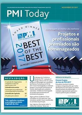 PMI Today® em Português - Novembro/17