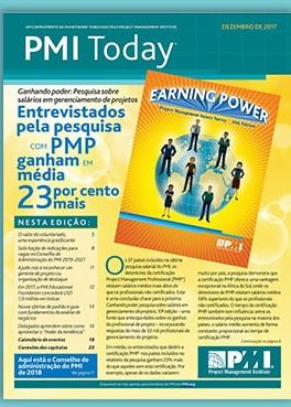 PMI Today® em Português - Dezembro/17