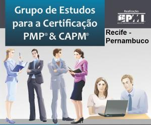 Inscrições Abertas - Grupo de estudos PMP® e CAPM® - Recife-PE
