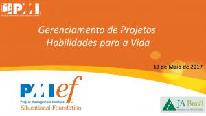 Gerenciamento de Projetos Habilidades para a Vida
