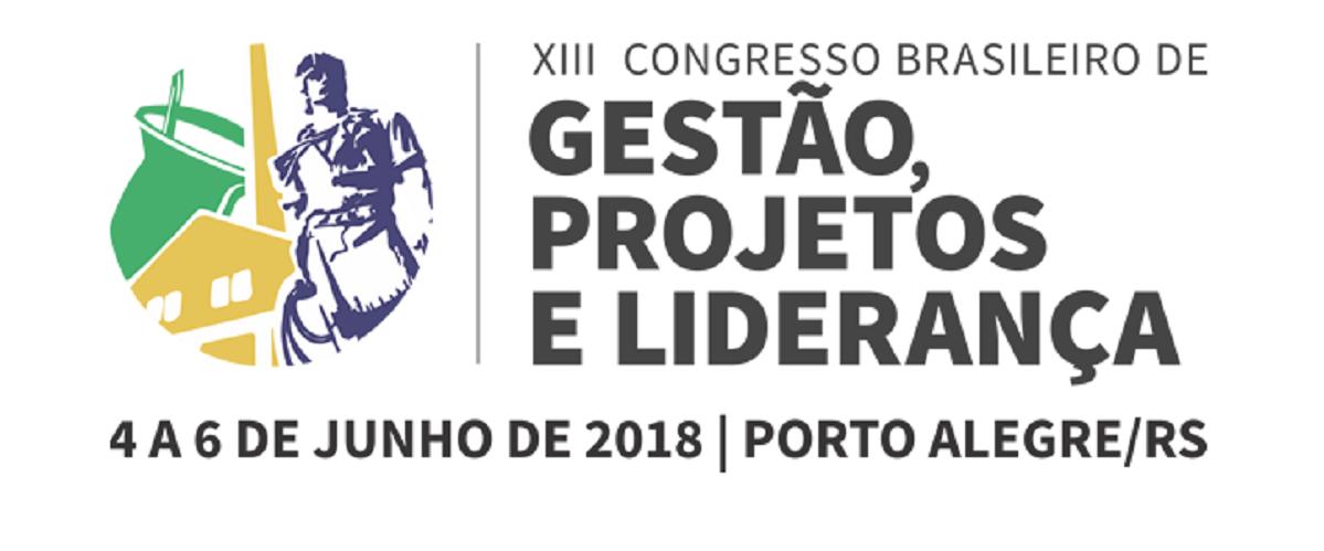 As inscrições para o 13º CBGPL, em Porto Alegre/RS, estão abertas!