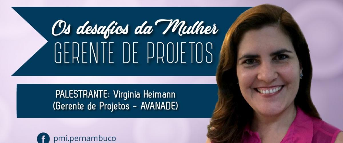 Oficina de Projetos: Os desafios da Mulher Gerente de Projetos