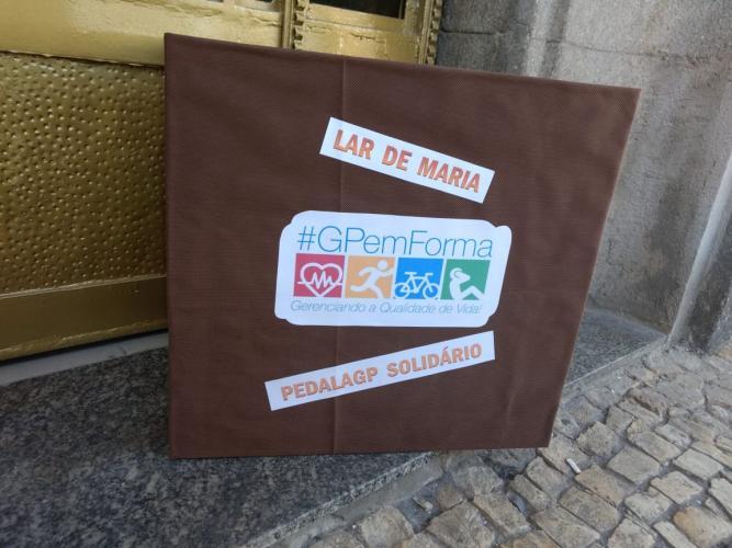 Domingo de ação social do PMI PE