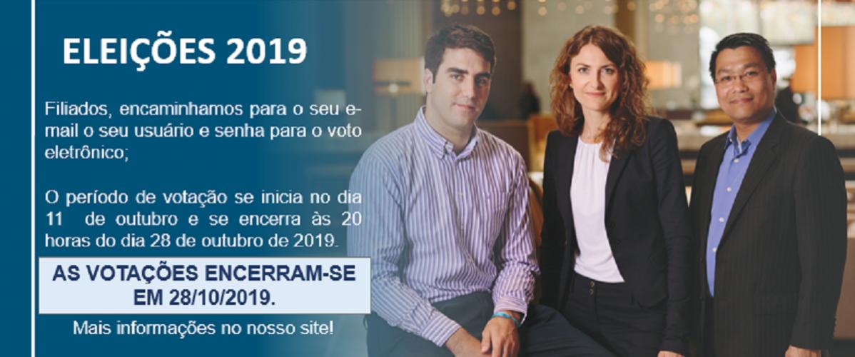ELEIÇÕES 2019 - Participe da Eleição do PMI-PE!