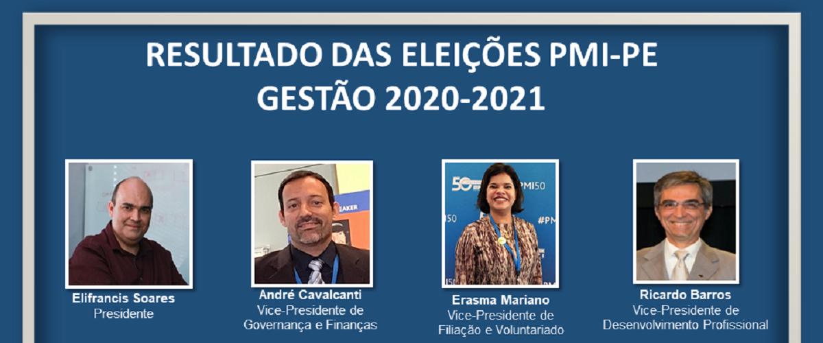 [ELEIÇÕES 2019] - Resultado das eleições