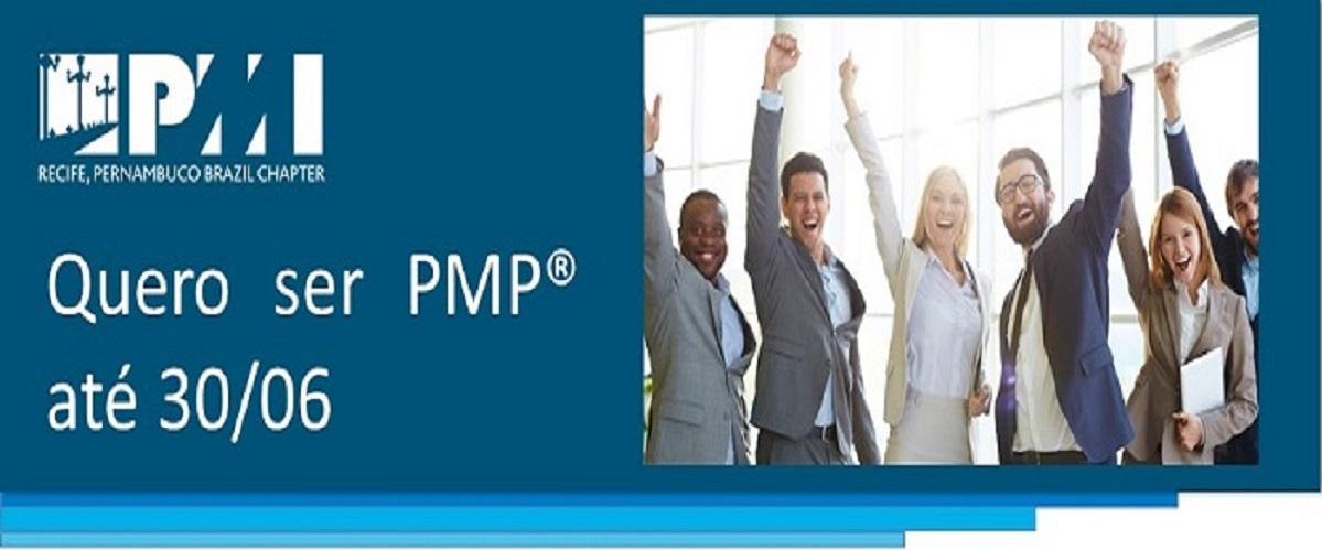 Quero ser PMP até 30/06