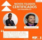 Novos Filiados Certificados - Fevereiro/20