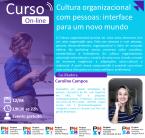 Curso Online | Cultura organizacional com pessoas: interface para um novo mundo