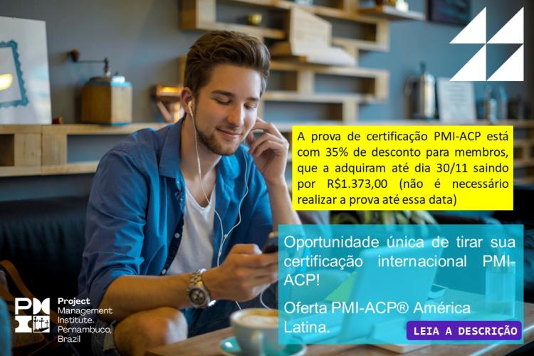 Oferta PMI-ACP América Latina