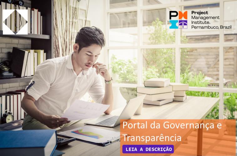 Portal da Governança e Transparência