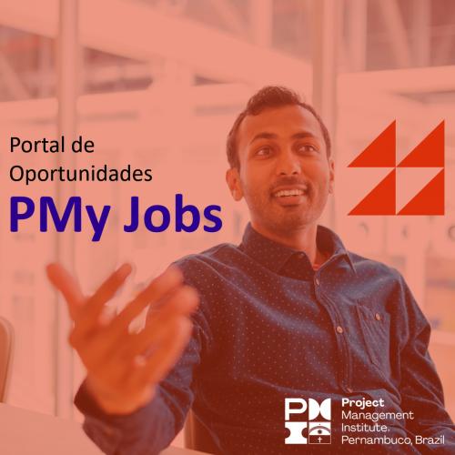 Lançamento do Portal de Oportunidades PMy Jobs