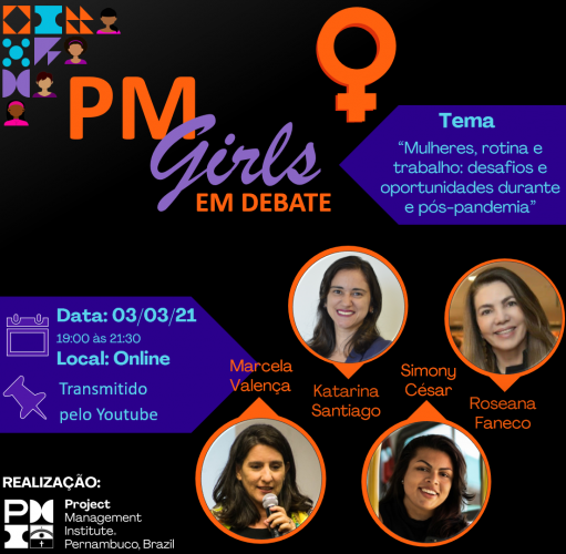 PM Girls em Debate - 2021