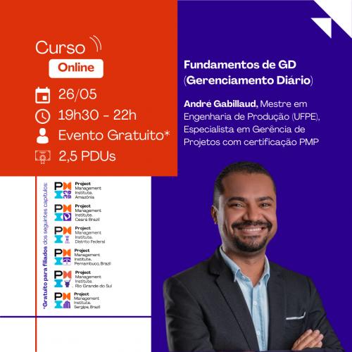 Curso Online | Fundamentos de GD (Gerenciamento Diário)