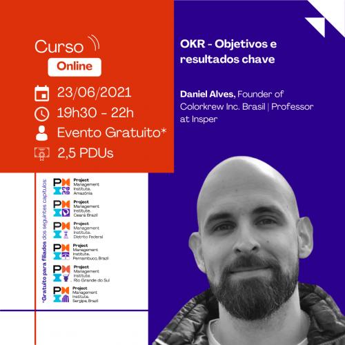 Curso Online | OKR - Objetivos e resultados chave