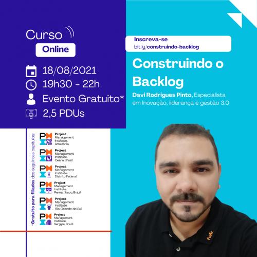 Curso Online | Construindo o Backlog