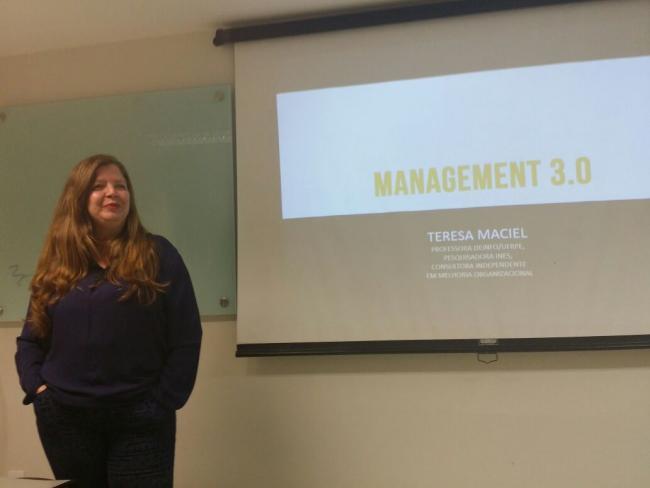 Terças Ágeis: Management 3.0