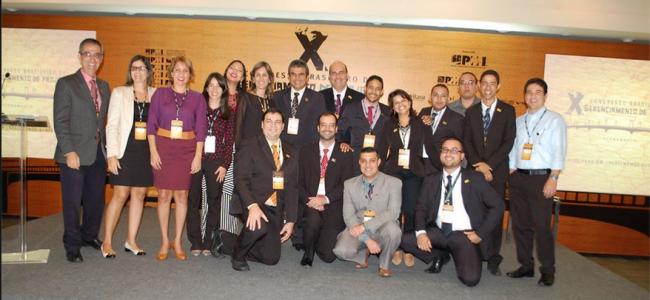 O X Congresso Brasileiro de Gerenciamento de Projetos foi um sucesso!