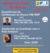 Quintas de Risco - Workshop