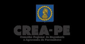 Logo: CREA-PE - Conselho de Engenharia e Agronomia de Pernambuco